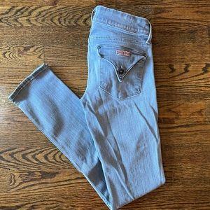 Hudson skinny jeans gray size 24